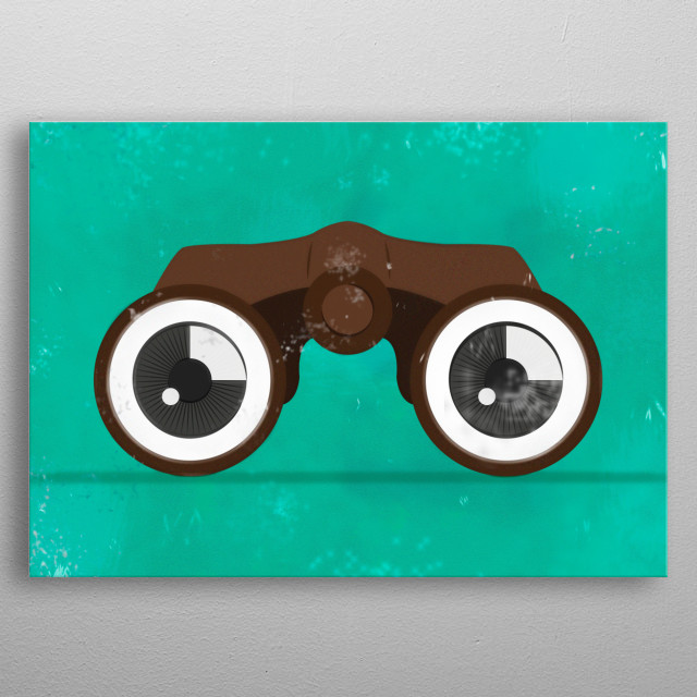 We can't deny that vintage is attractive! metal poster