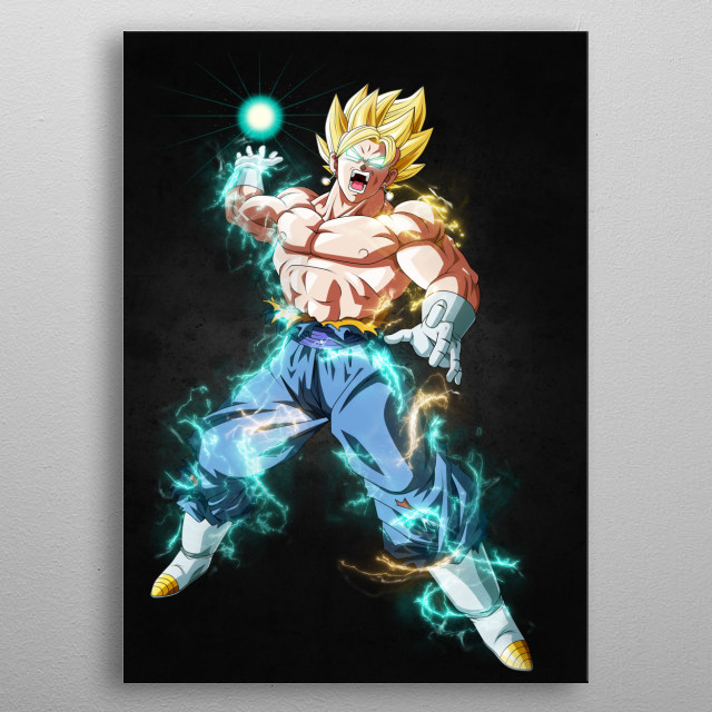 The best fusion!  metal poster