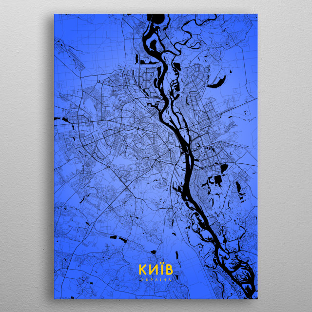 High-quality metal wall art meticulously designed by mapsies would bring extraordinary style to your room. Hang it & enjoy. metal poster