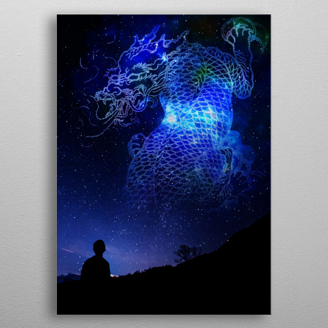 High-quality metal print from amazing 2077 collection will bring unique style to your space and will show off your personality. metal poster