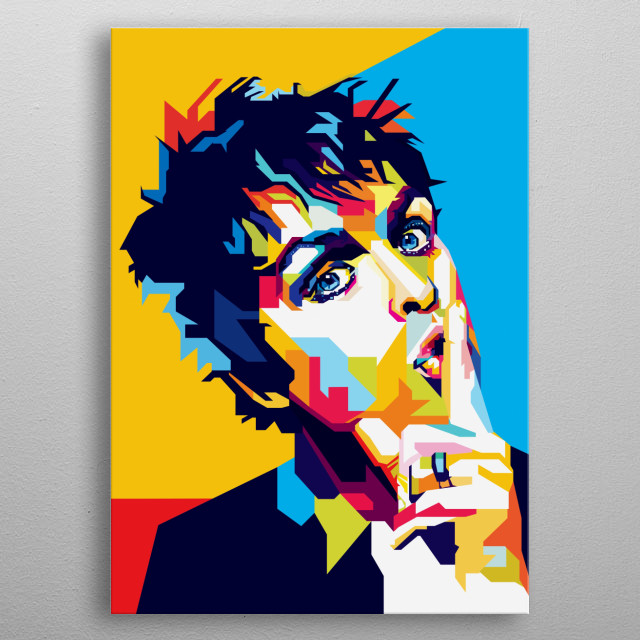 Billie Joe Armstrong (born February 17, 1972) is an American singer, songwriter, musician, record producer, playwright, and actor. metal poster