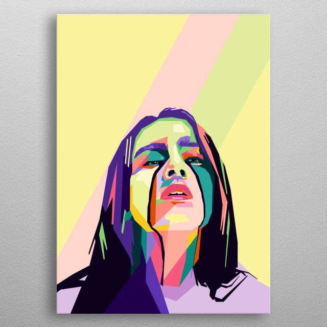 Do not order if it is not suitable to decorate your home room. Good shopping. metal poster