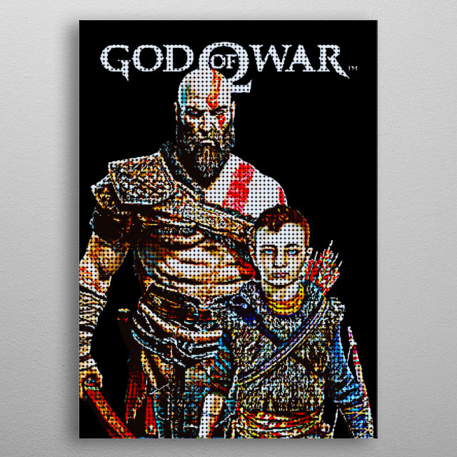 High-quality metal print from amazing Pixel Geeks collection will bring unique style to your space and will show off your personality. metal poster