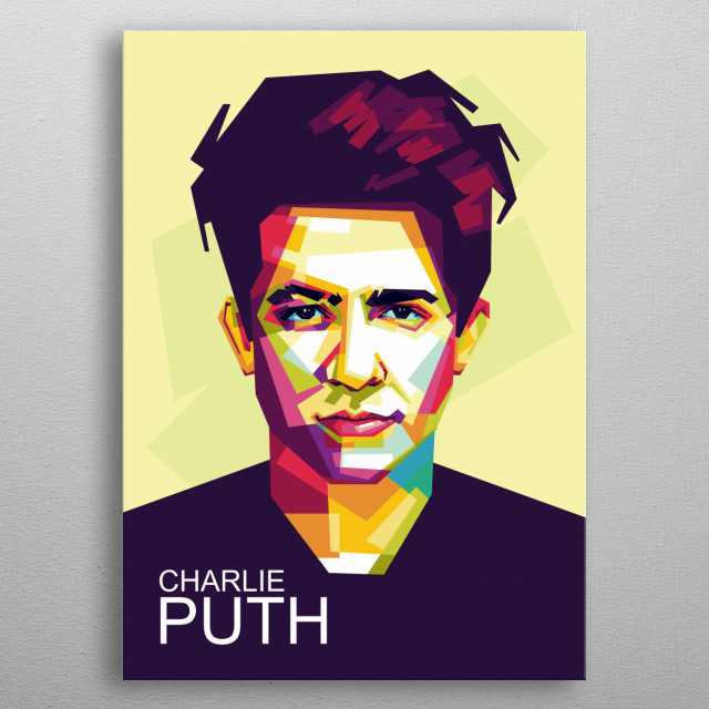 Wpap is an artwork which come from indonesian, this style is manually drawn and not using any filters.  metal poster