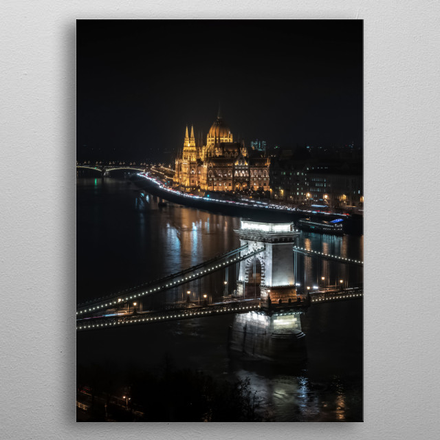 High-quality metal print from amazing Water Landscape collection will bring unique style to your space and will show off your personality. metal poster