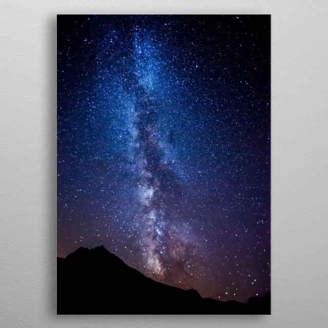Stars 278 metal poster
