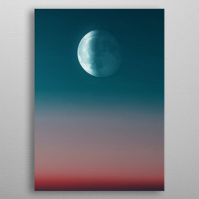 Fascinating  metal poster designed with love by Jenny-B. Decorate your space with this design & find daily inspiration in it. metal poster