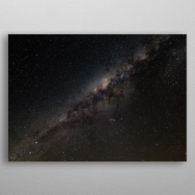 Stars 83 metal poster