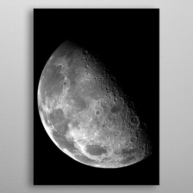 Space 32 metal poster