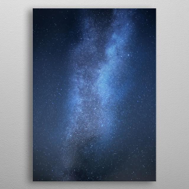 Stars 305 metal poster