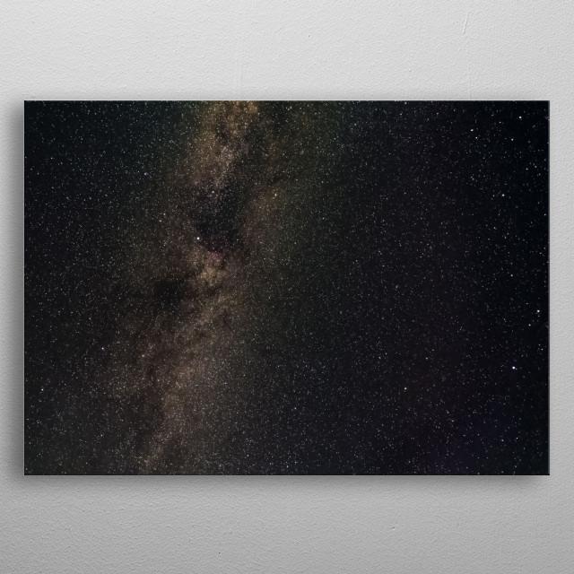 Stars 288 metal poster
