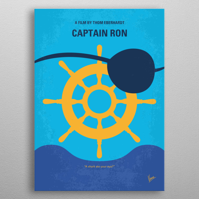 A family in Chicago inherits the yacht formerly owned by Clark Gable. They decide to sail it from the island of Ste. Pomme de Terre to Miami metal poster
