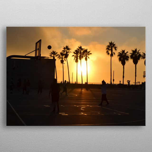 High-quality metal print from amazing Sun collection will bring unique style to your space and will show off your personality. metal poster