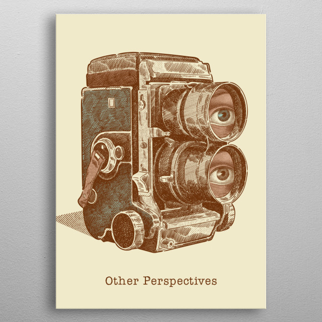 Every is important have different perspectives of any thing  @harbinharrison metal poster