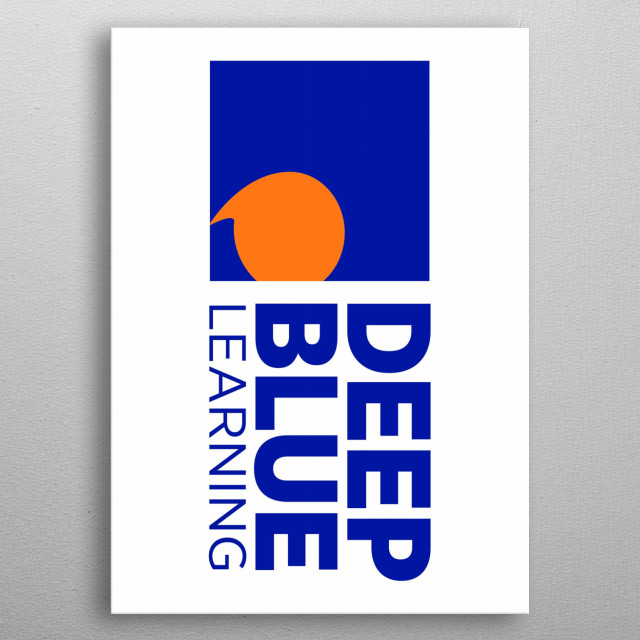 The logo from Australia's leading People Training Company, crafted on a premium metal plate. metal poster