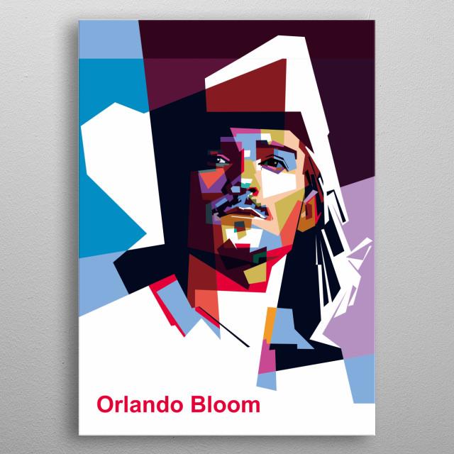 Orlando Jonathan Blanchard Bloom (born 13 January 1977) is an English actor. metal poster