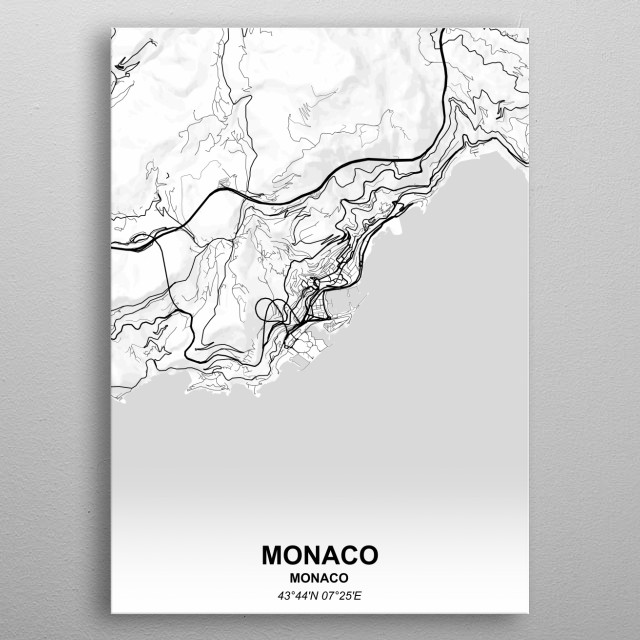 Fascinating metal poster designed by Rockstone. Displate has a unique signature and hologram on the back to add authenticity to each design. metal poster