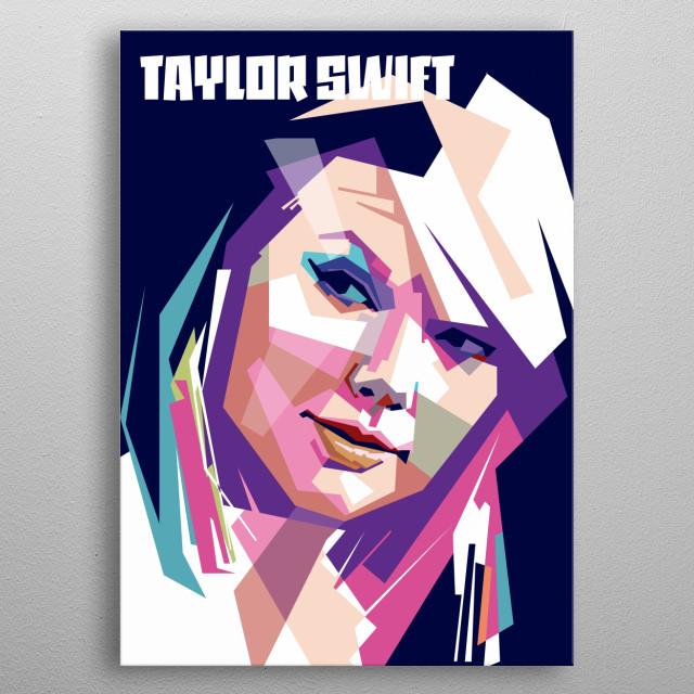 Taylor Alison Swift (born December 13, 1989) is an American singer-songwriter. metal poster