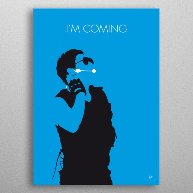 I'm Coming is a Korean-language song and the first single from the album Rain's World by Korean singer Rain (Korean 비 IPA ['piː]). metal poster