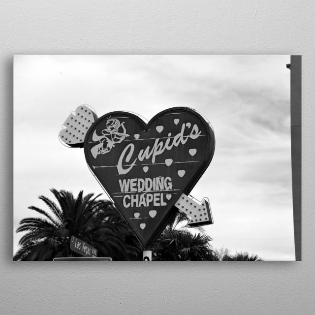Cupids Las Vegas By David Thompson Metal Posters Displate