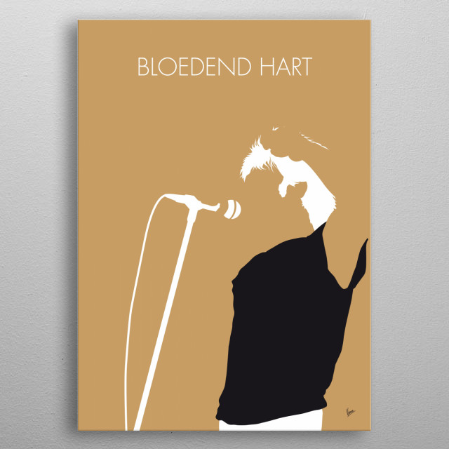 Bloedend hart is een nummer van de Nederlandse band De Dijk. Het nummer werd uitgebracht op het naar de band vernoemde debuutalbum. metal poster