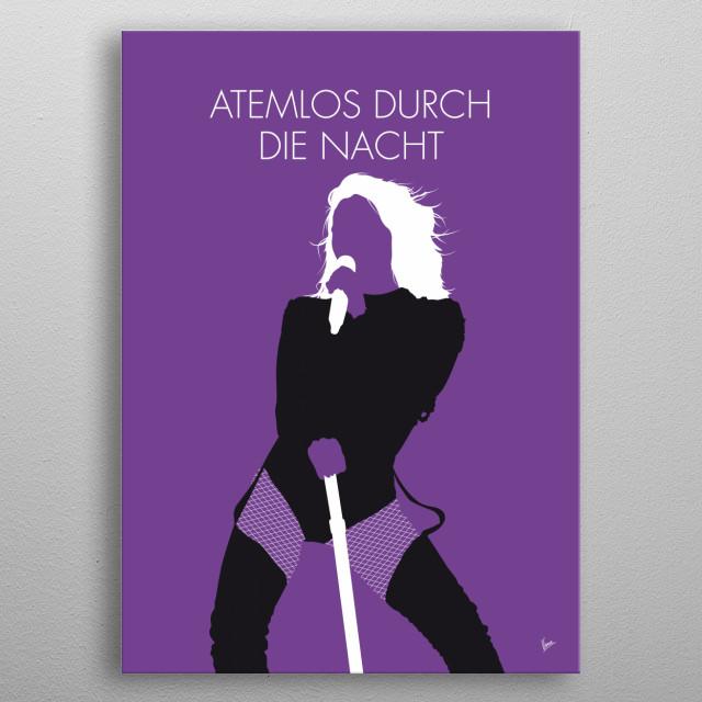 Atemlos durch die Nacht ist ein Lied der deutschen Schlagersängerin Helene Fischer. Das Stück ist die zweite Singleauskopplung aus ihrem sec metal poster