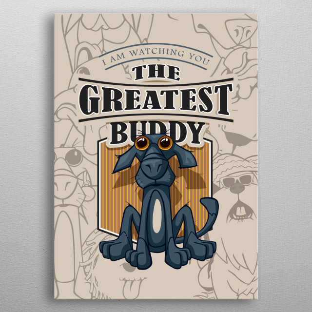 The best tail you can have metal poster