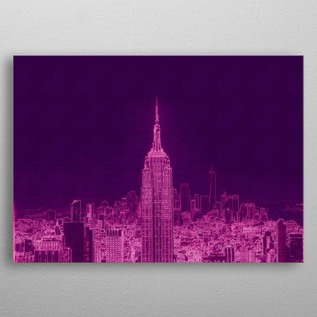 High-quality metal print from amazing Beautiful Art collection will bring unique style to your space and will show off your personality. metal poster