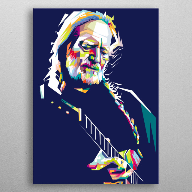 is an American musician, singer, songwriter, author, poet, actor, and activist. Nelson one of the most recognized artists in country music metal poster