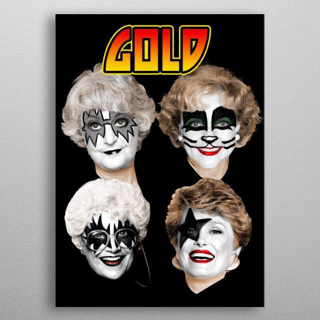 This marvelous metal poster designed by retrofreak to add authenticity to your place. Display your passion to the whole world. metal poster