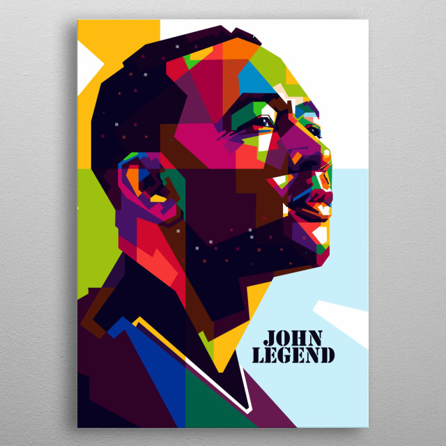 John Roger Stephens (born December 28, 1978), known professionally as John Legend, is an American singer, songwriter, record producer, ect metal poster