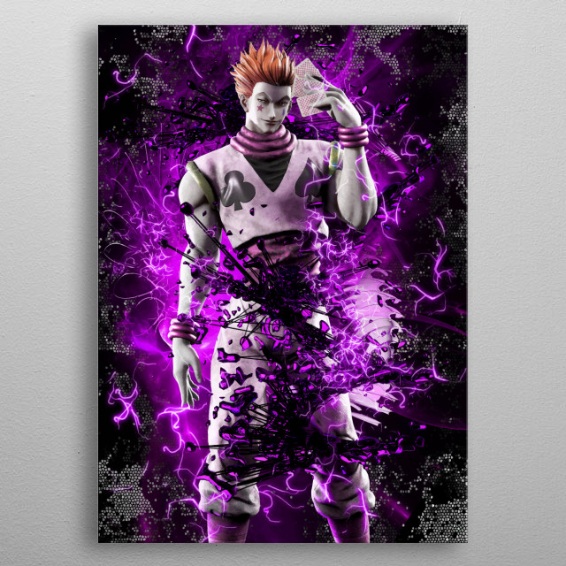 Jump Force ultimate fanart gallery collection merging the most famous characters warriors of other anime universes metal poster