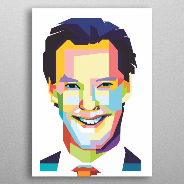 Benedict Timothy Carlton Cumberbatch CBE (born July 19, 1976; age 42 years) is a British actor.  metal poster