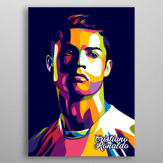 Cristiano Ronaldo dos Santos Aveiro GOIH ComM is a Portuguese professional footballer who plays as a forward for Italian metal poster