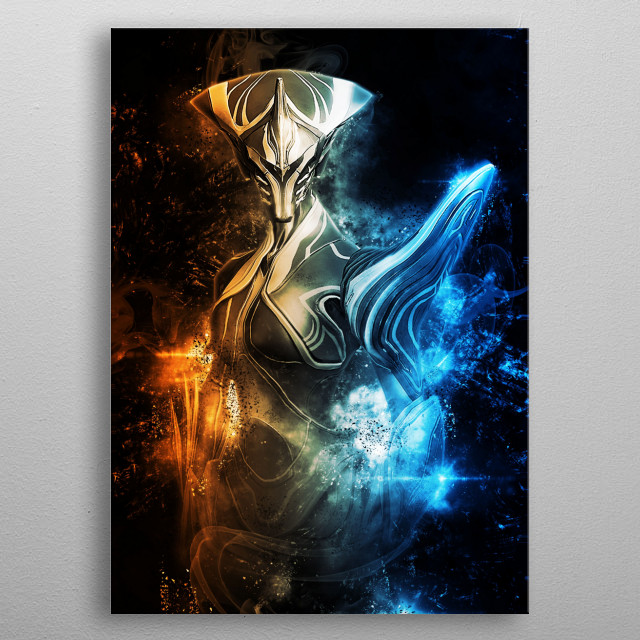 Fascinating  metal poster designed with love by Animok. Decorate your space with this design & find daily inspiration in it. metal poster