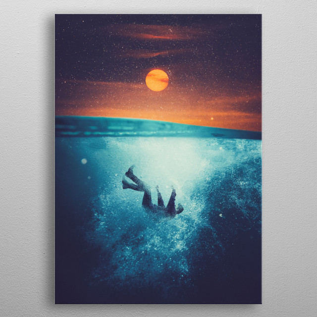This marvelous metal poster designed by sublimenation to add authenticity to your place. Display your passion to the whole world. metal poster