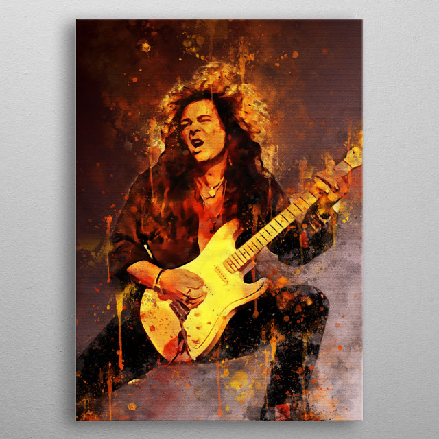 Yngwie Johann Malmsteen is a Swedish guitarist, composer, expert on various instruments and group leader metal poster