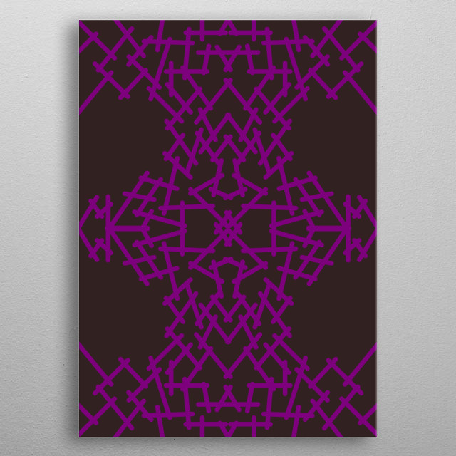 illustrated image that pours images over the line. I hope you like it, happy shopping ... metal poster