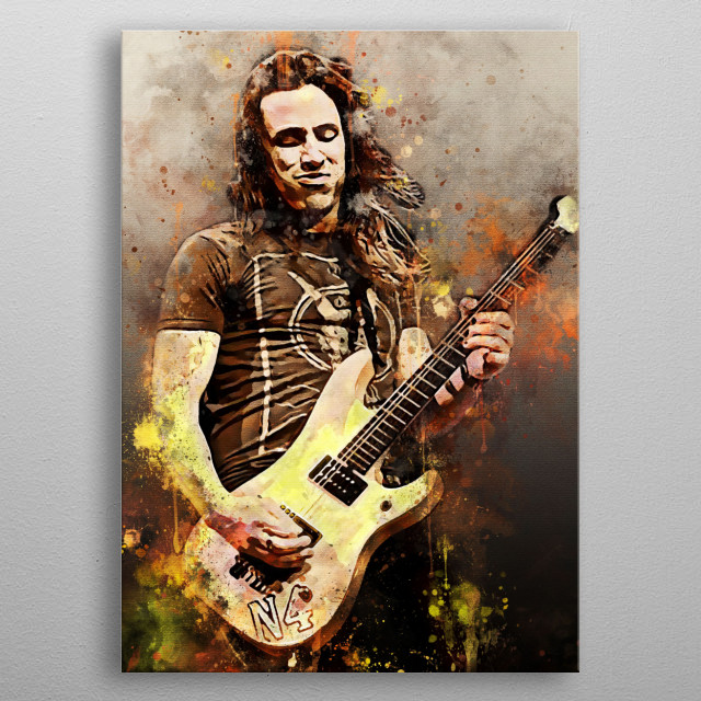 Nuno Bettencourt is a guitarist from Portugal who is famous as an Extreme member metal poster
