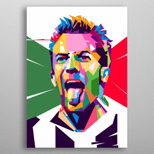 is an Italian soccer player. In 2015, he decided to end his professional career as a soccer player. plays in the position of attacking metal poster