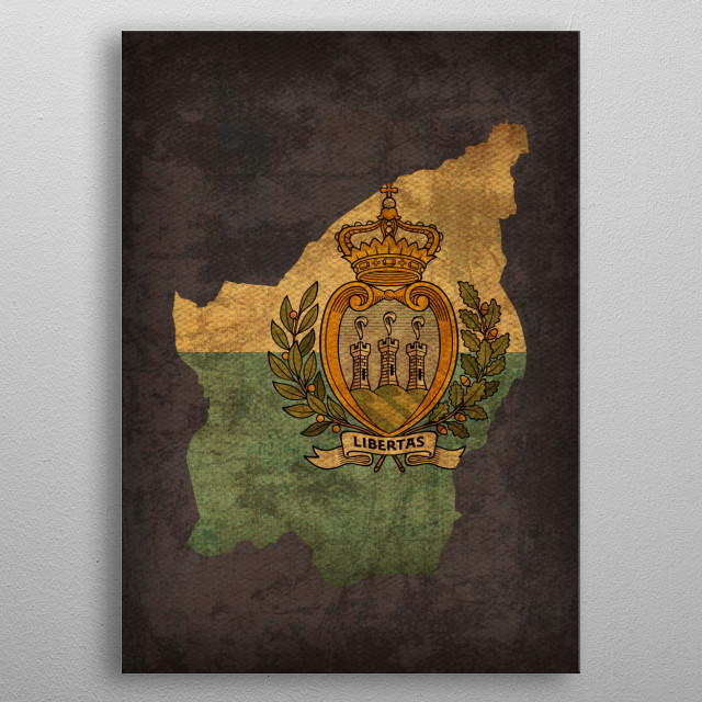 High-quality metal wall art meticulously designed by designturnpike would bring extraordinary style to your room. Hang it & enjoy. metal poster