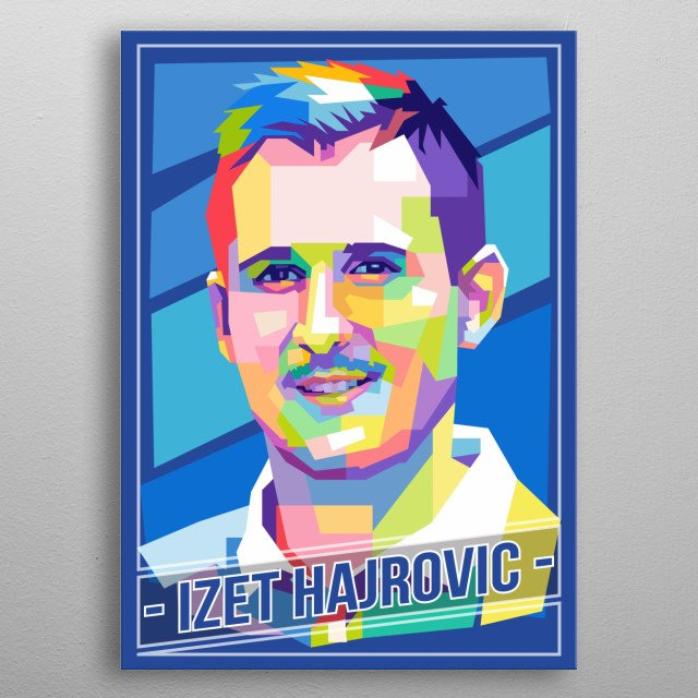 Bosnian professional footballer who plays as a winger for 1. HNL club Dinamo Zagreb and the Bosnia and Herzegovina national team. metal poster
