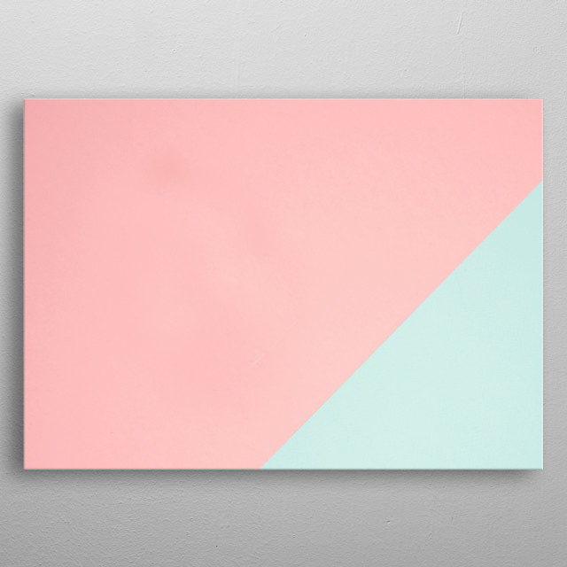 Shades of Pink | Image by  metal poster
