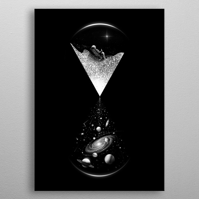 Every new beginning comes from some other beginning's end. metal poster