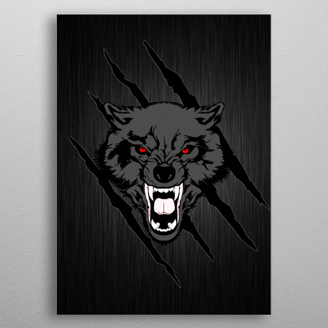 High-quality metal print from amazing Amazing collection will bring unique style to your space and will show off your personality. metal poster