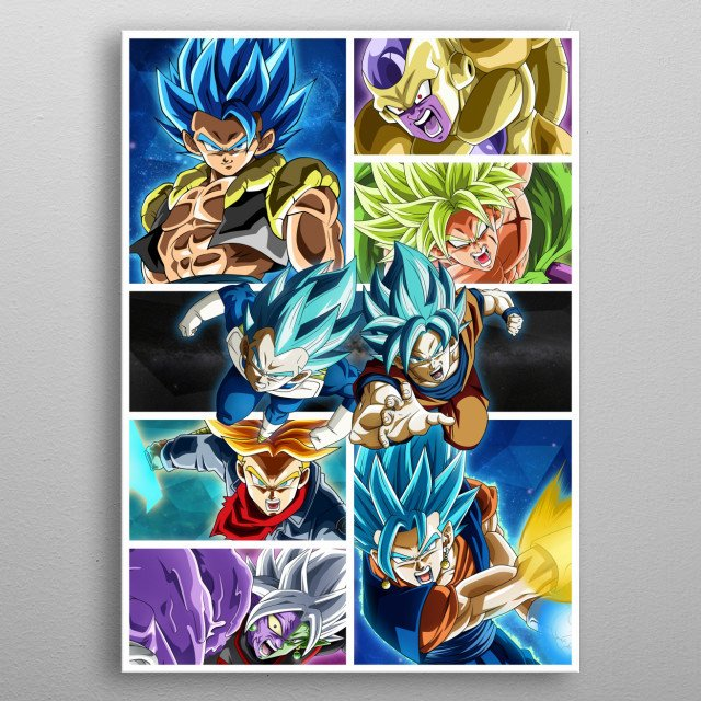 This marvelous metal poster designed by WTFookiee to add authenticity to your place. Display your passion to the whole world. metal poster