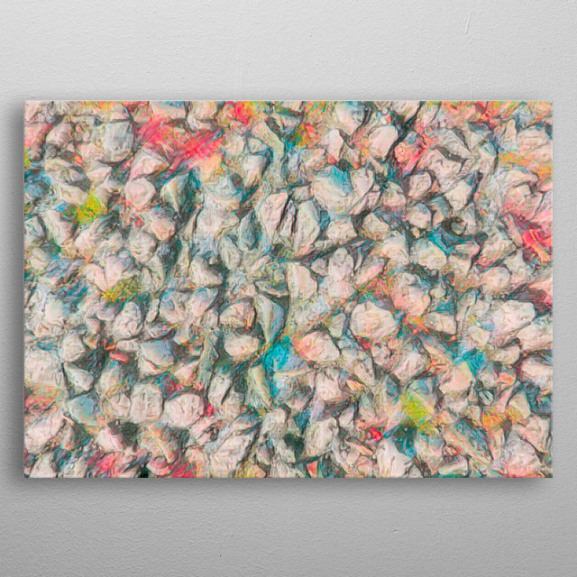 decorative background for any artwork and cards metal poster