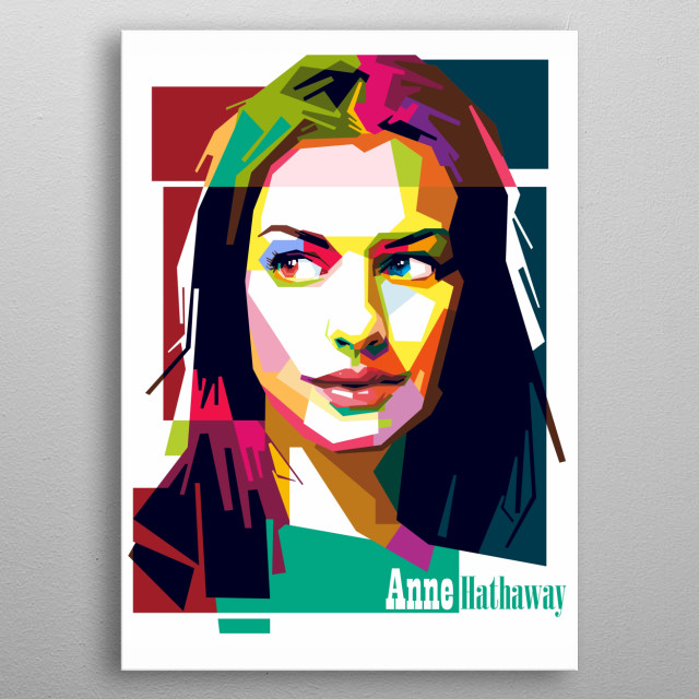 Anne Jacqueline Hathaway (born November 12, 1982) is an American actress and singer. One of the world's highest-paid actresses in 2015 metal poster