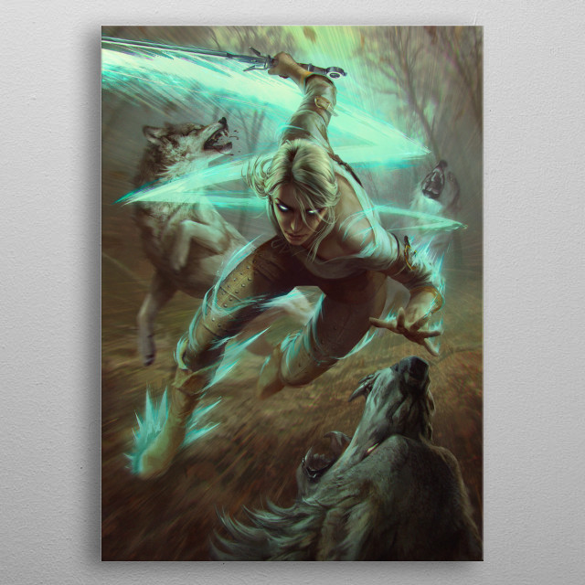 High-quality metal wall art meticulously designed by Gwent would bring extraordinary style to your room. Hang it & enjoy. metal poster