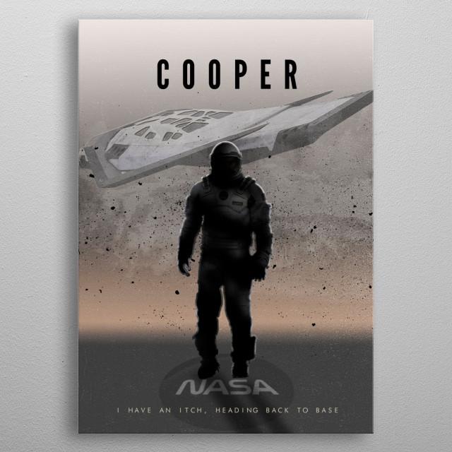 Legendary Pilots & Captains metal poster